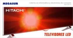 "LED TV hitachi 65"" uHD 4k"