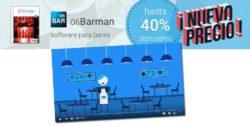 OfiBarman, SOFTWARE para bar RESTAURANTE