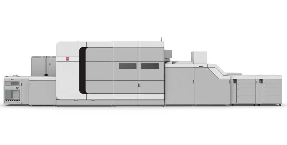 Canon amplía su gama de impresoras inkjet de producción con la nueva Océ VarioPrint i200, las tintas MICR y un nuevo controlador PRISMAsync