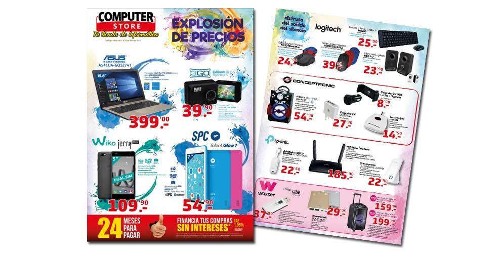 Computer Store catalogo abril 2017