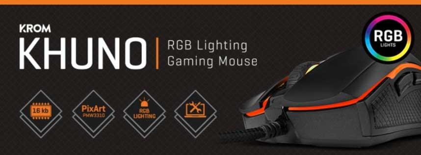 comprar khuno mouse