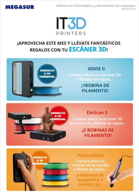 comprar impresora 3d