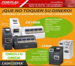 sistema de gestion de efectivo cashkeeper
