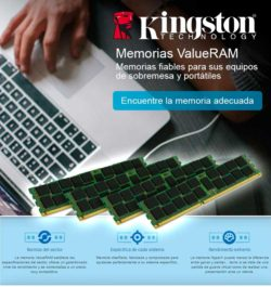 comprar memoria kingston
