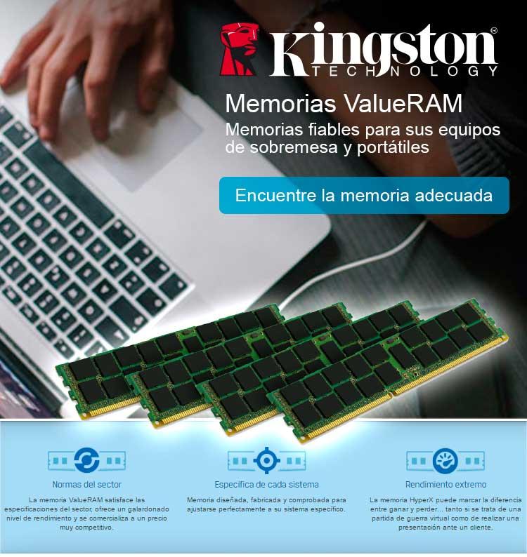 comprar memoria kingston