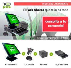 pack ahorro 10POS TPV