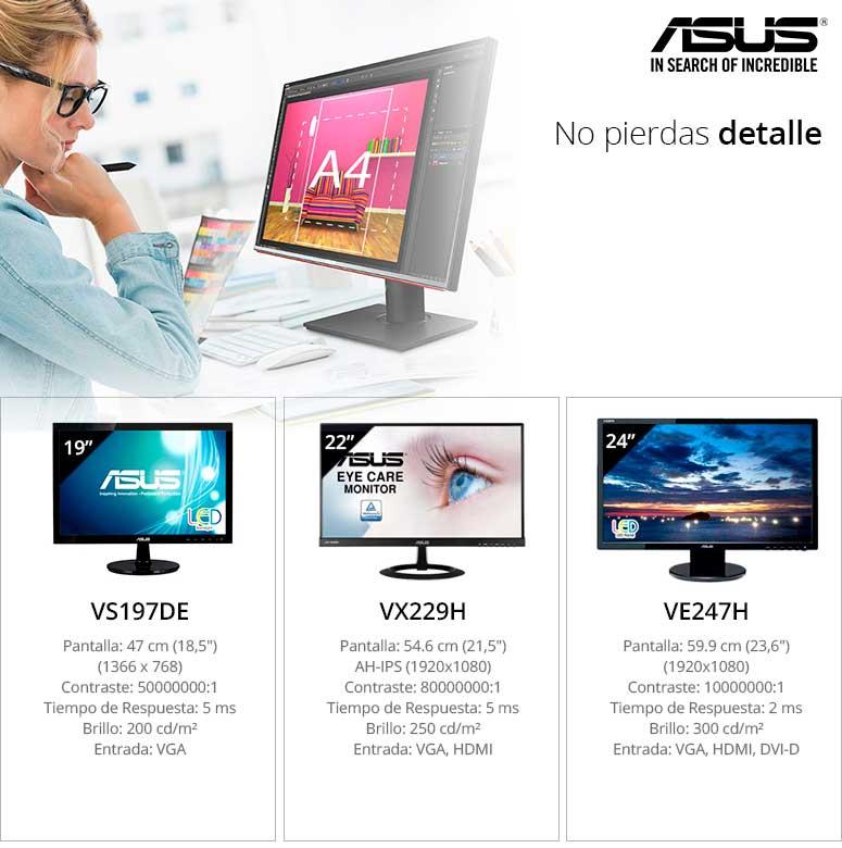 comprar monitor ASUS