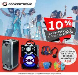 precios especiales en Conceptronic