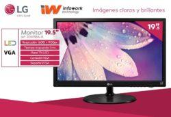 comprar monitor LG 19 pulgadas