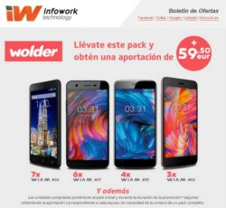 promocion smartphone wolder