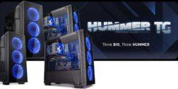 HUMMER TG, nuevo chasis de NOX