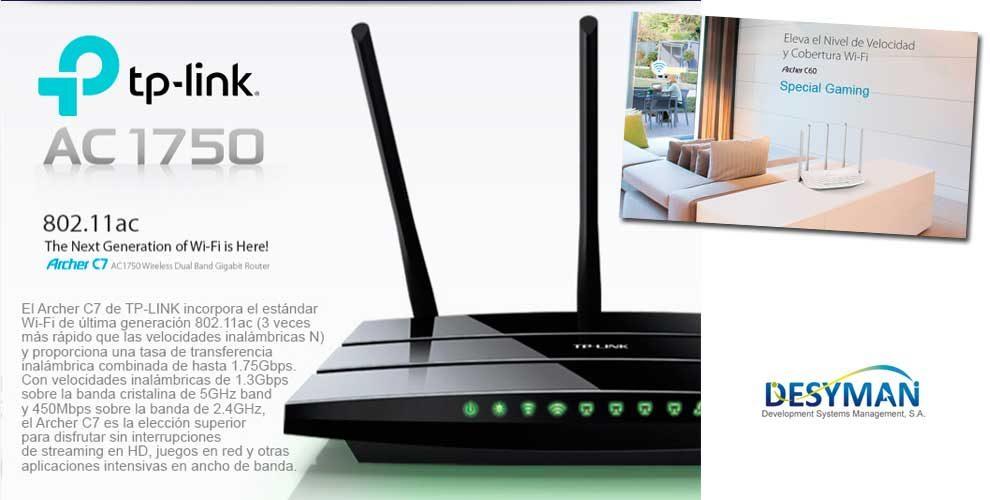 precio tp link router