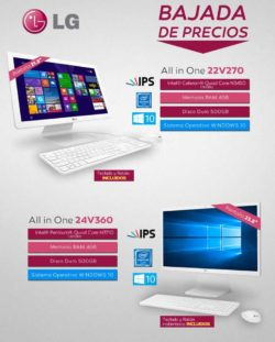 comprar All in One LG