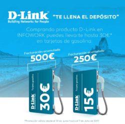 gasolina gratis con d-link