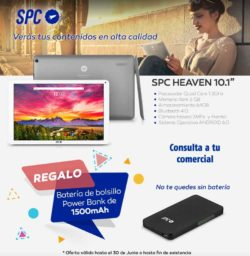 SPC windows tablet