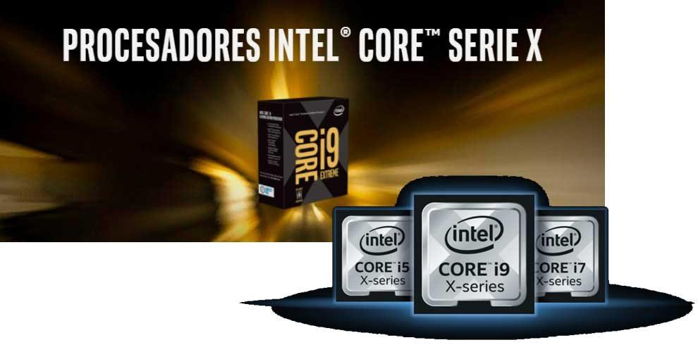 precio intel core x-series