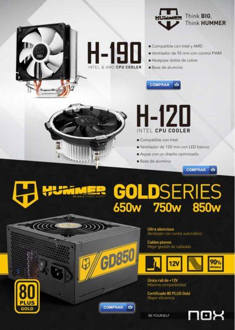 ofertas componentes gaming