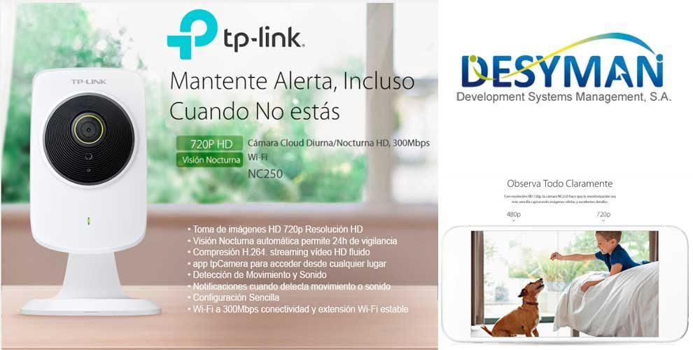 precio tp link nc250