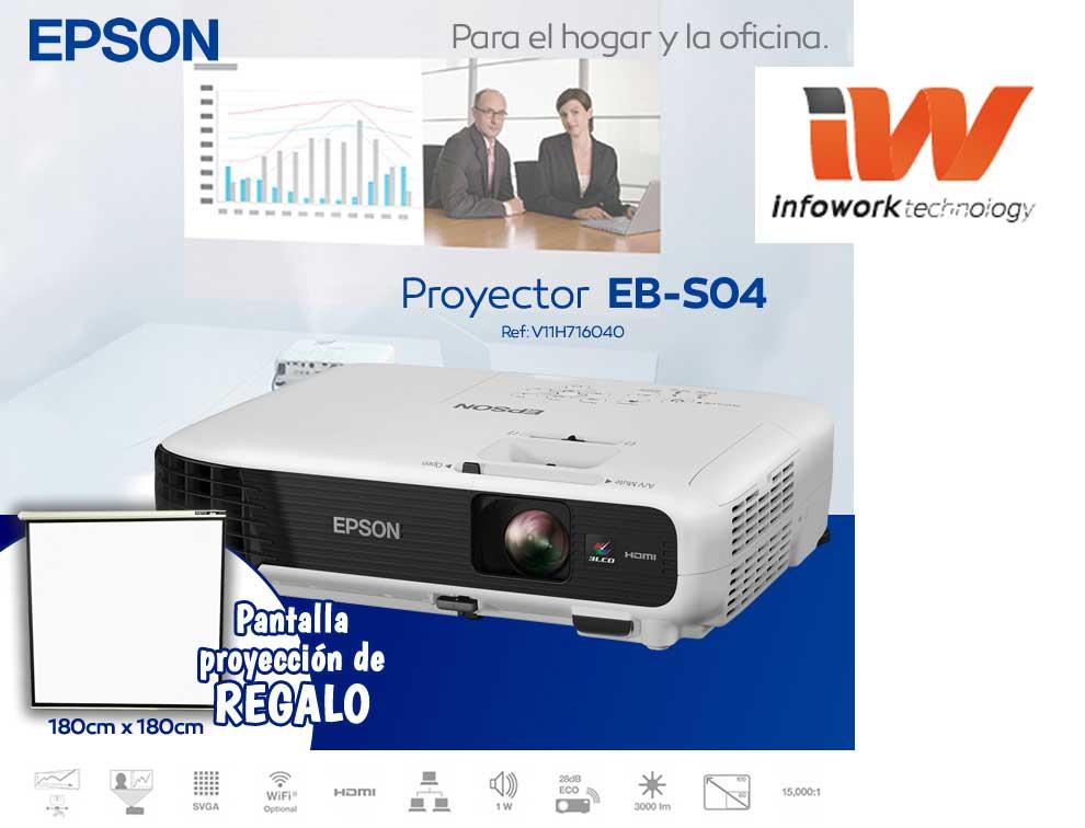 comprar epson eb-s04
