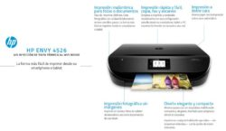 comprar hp envy 4526