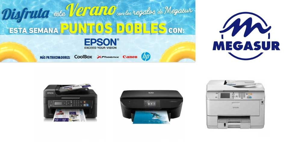 megasur epson printer