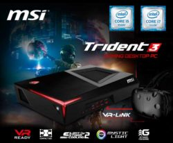 MSI Trident desktop PC