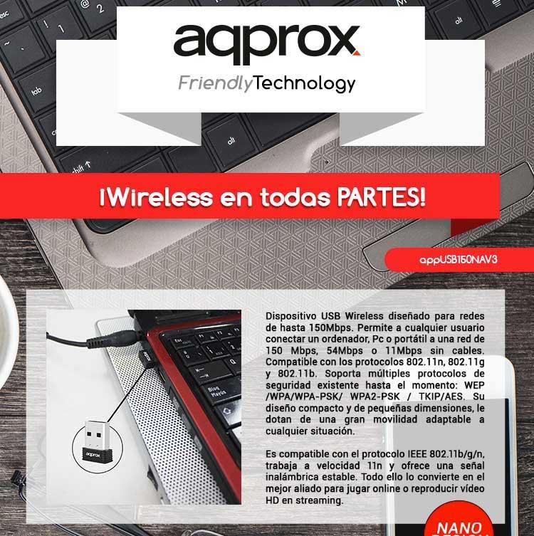 wireless approx nano