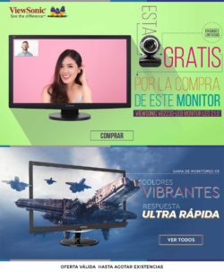 precio viewsonic monitor