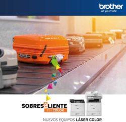 nuevos equipos color laser de brother