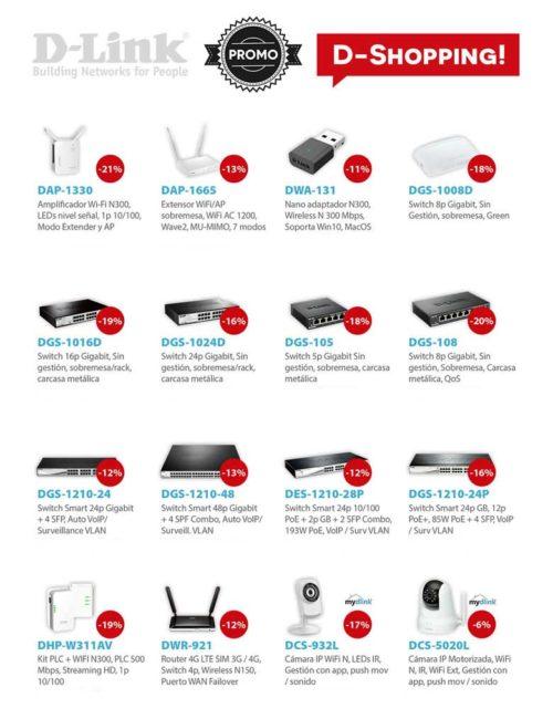 precio d link router