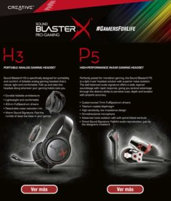 sound blaster pro gaming X