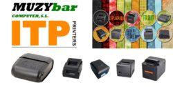 impresora termica ITP en Muzybar