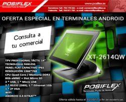 oferta especial tpv android en posiflex