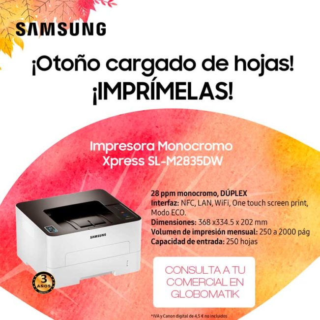 impresora monocromo barata