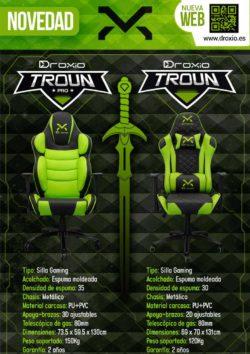 comprar silla gamer