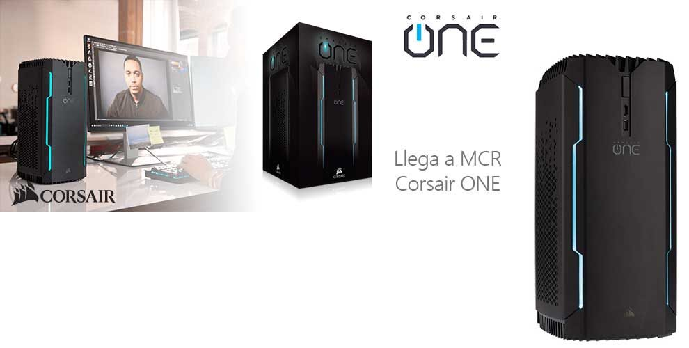 Corsair One pc gaming