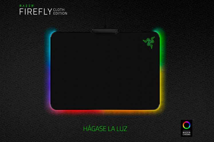 razer firefly cloth edition