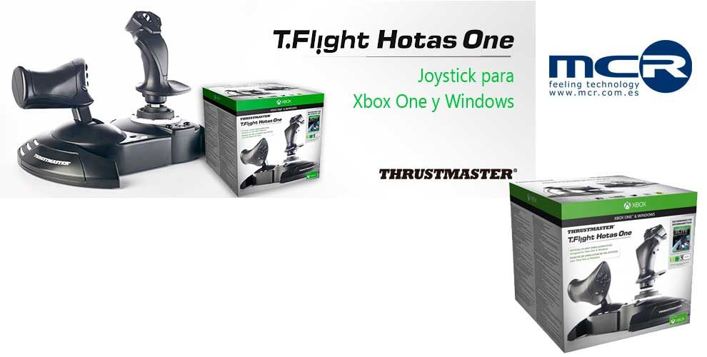 comprar Thrustmaster T.Flight Hotas
