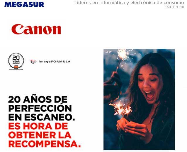 promocion escaners Canon