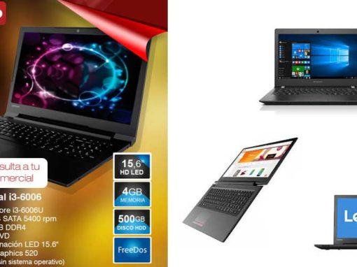 Black Friday Lenovo en desyman