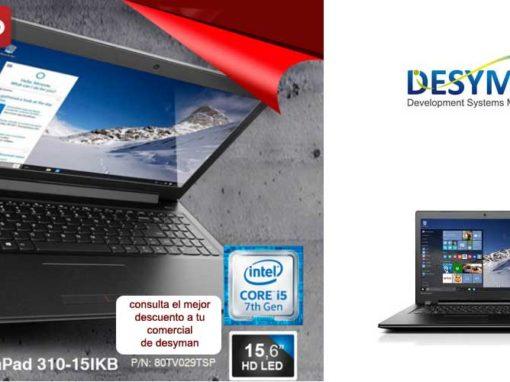 Portátil Lenovo ideaPad 310-151KB