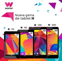 nueva tablet Woxter serie N en infowork