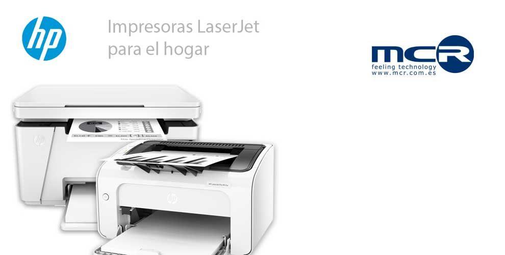 oferta hp laserjet en MCR
