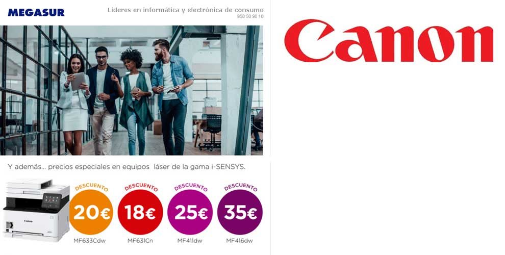 precio impresora Canon
