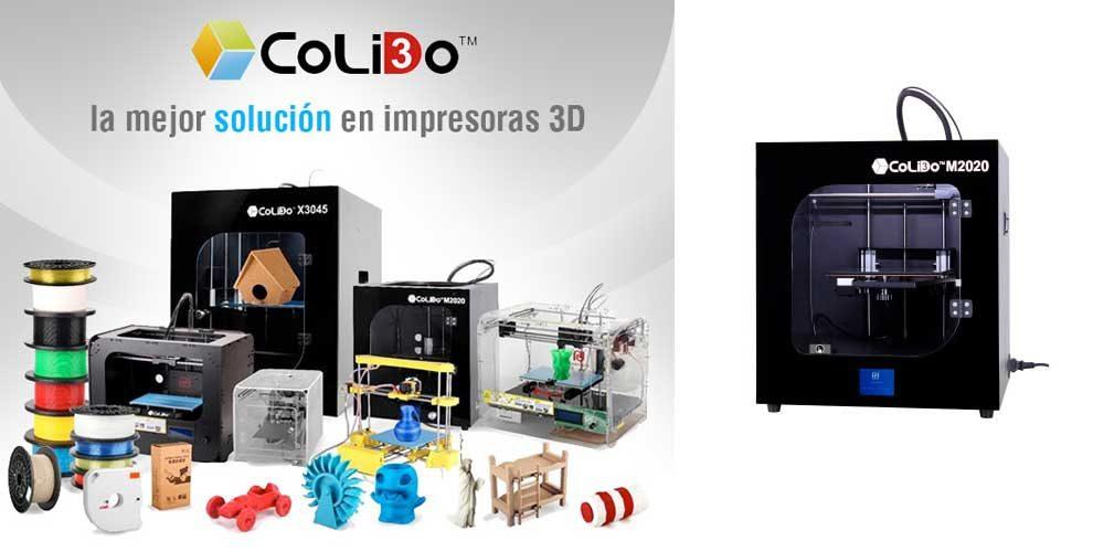 colido 3d printer