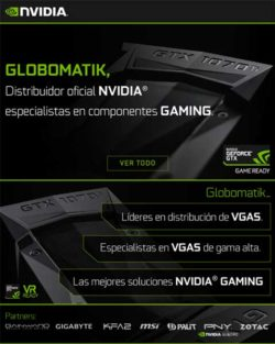 globomatik especialista en gaming