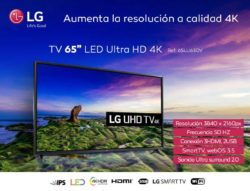 precio televisor 4k