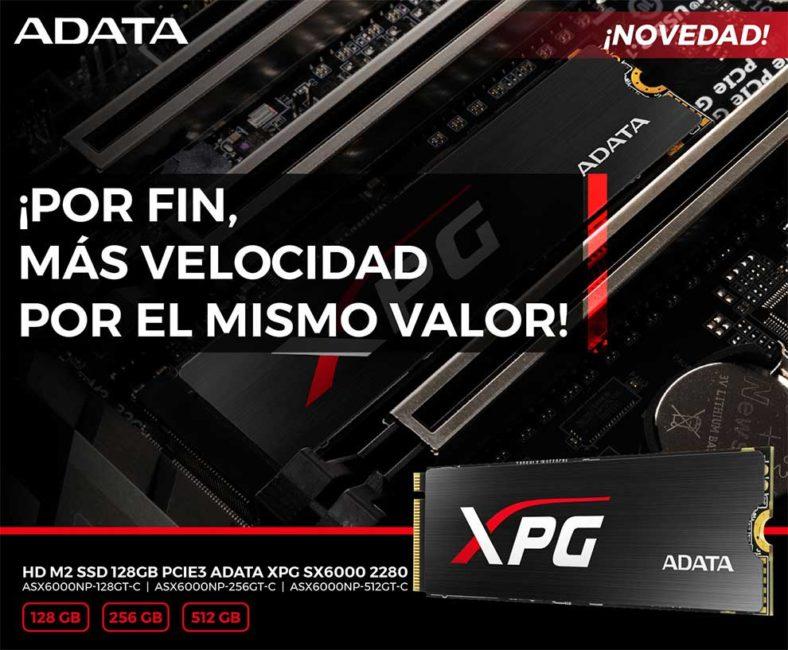 comprar adata XPG M2 SSD