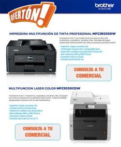 oferton impresoras brother
