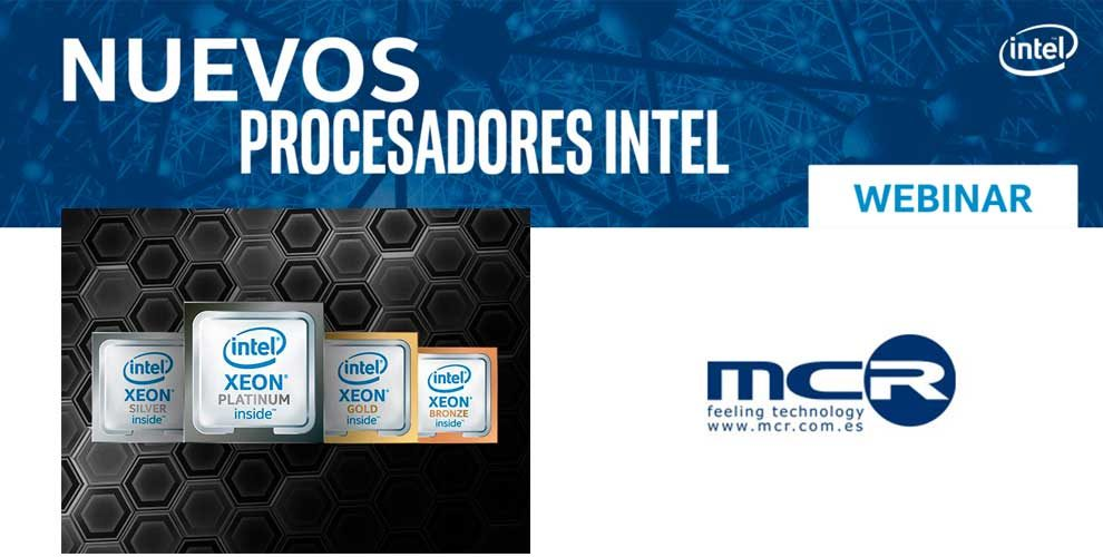 webinar nuevos procesadores intel